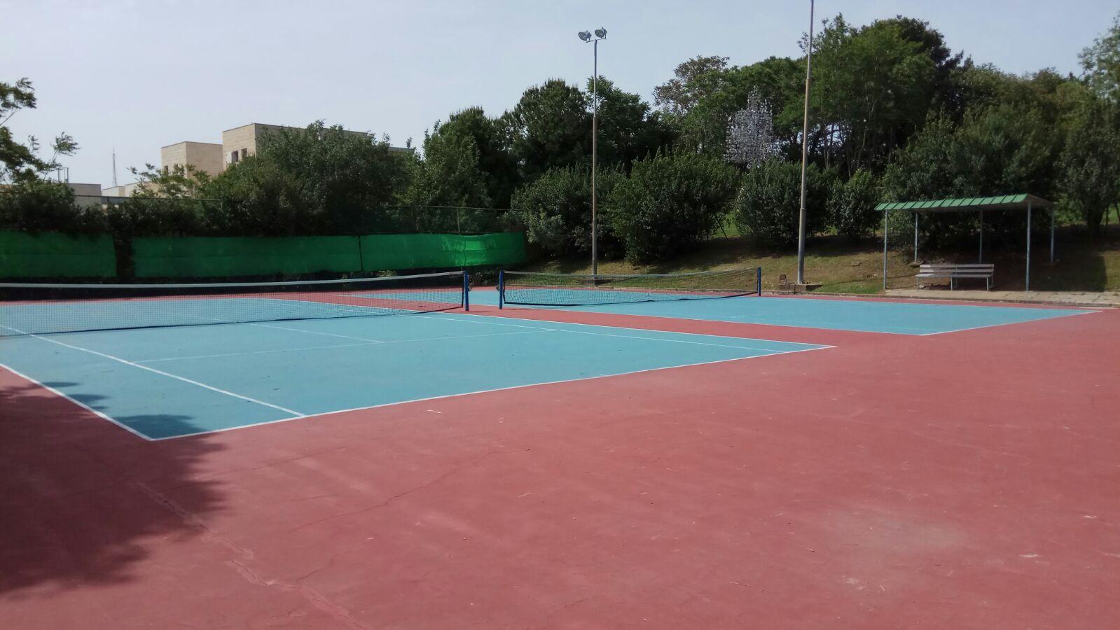 מועדון טניס אוניברסיטת חיפה