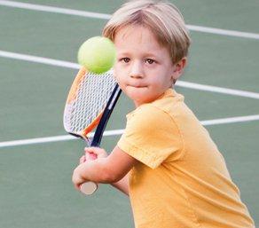 חוג טניס לילדי גן וקטנטנים