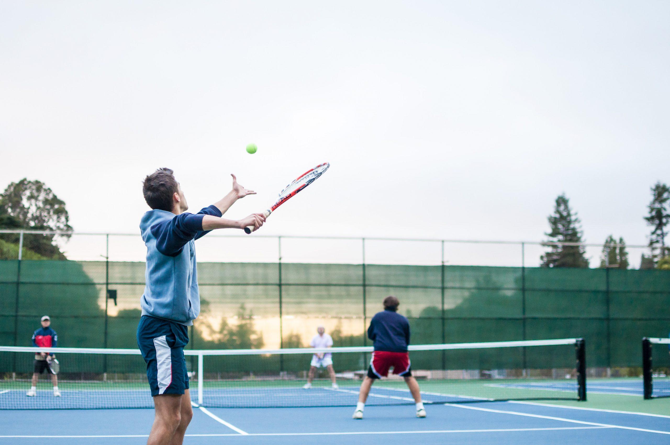 אימוני טניס למבוגרים