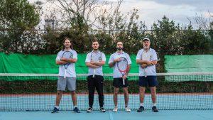 מי אנחנו VAMOS TENNIS אימוני טניס